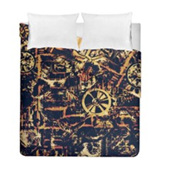 Steampunk 4 Duvet Cover (twin Size)