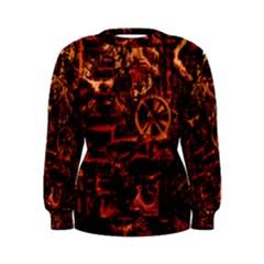 Steampunk 4 Terra Women s Sweatshirts