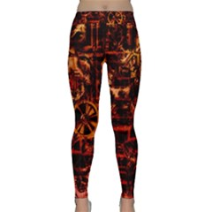 Steampunk 4 Terra Yoga Leggings