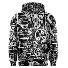 Steampunk Bw Men s Pullover Hoodies