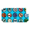 Emotion Pills Apple iPhone 5 Hardshell Case (PC+Silicone) View1