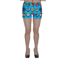 Emotion Pills Skinny Shorts