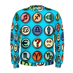 Emotion Pills Men s Sweatshirts