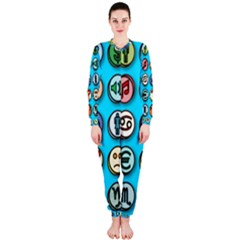 Emotion Pills OnePiece Jumpsuit (Ladies)