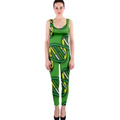 DNA Pattern OnePiece Catsuits