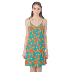Sun pattern Camis Nightgown