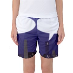 City Speech  Women s Basketball Shorts