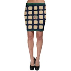 Crowd  Bodycon Skirts