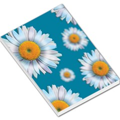 Floating Daisies Large Memo Pads