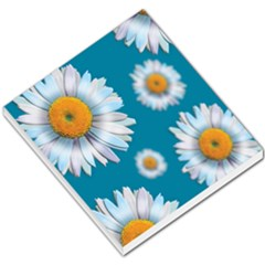 Floating Daisies Small Memo Pads