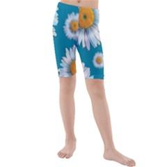 Floating Daisies Kid s swimwear