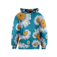 Floating Daisies Kid s Pullover Hoodies