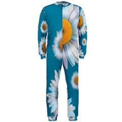 Floating Daisies OnePiece Jumpsuit (Men)