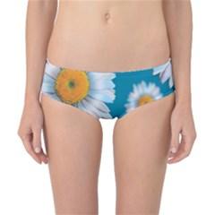 Floating Daisies Classic Bikini Bottoms