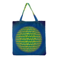 People Planet  Grocery Tote Bags