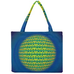 People Planet  Tiny Tote Bags
