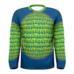 People Planet  Men s Long Sleeve T-shirts