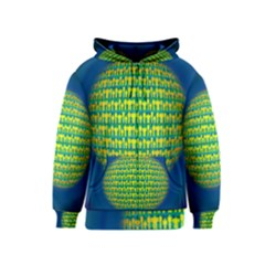 People Planet  Kids Zipper Hoodies