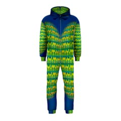 People Planet  Hooded Jumpsuit (Kids)