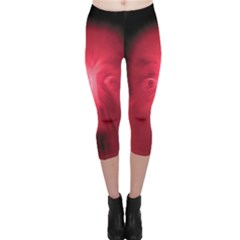 Scream Capri Leggings