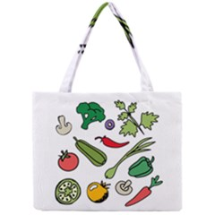 Vegetables 01 Tiny Tote Bags