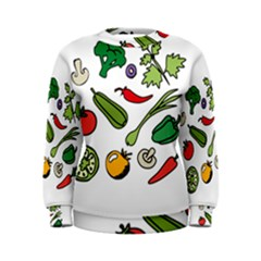 Vegetables 01 Women s Sweatshirts