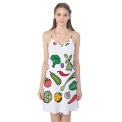 Vegetables 01 Camis Nightgown
