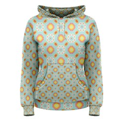 Cute Seamless Tile Pattern Gifts Women s Pullover Hoodies