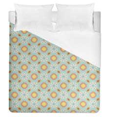 Cute Seamless Tile Pattern Gifts Duvet Cover Single Side (full/queen Size)
