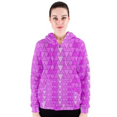 Geo Fun 7 Women s Zipper Hoodies