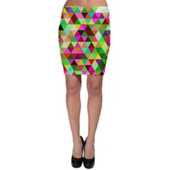 Geo Fun 07 Bodycon Skirts