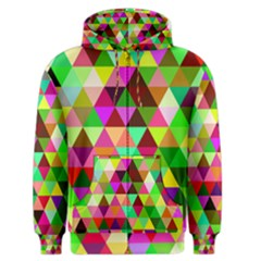 Geo Fun 07 Men s Zipper Hoodies