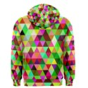 Geo Fun 07 Men s Zipper Hoodies View2