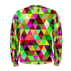 Geo Fun 07 Men s Sweatshirts
