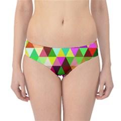 Geo Fun 07 Hipster Bikini Bottoms