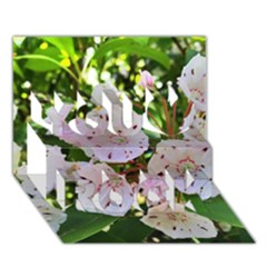Amazing Garden Flowers 35 You Rock 3D Greeting Card (7x5)