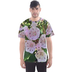Amazing Garden Flowers 35 Men s Sport Mesh Tees