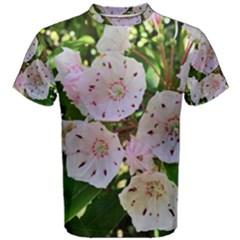 Amazing Garden Flowers 35 Men s Cotton Tees