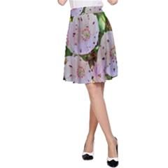 Amazing Garden Flowers 35 A-Line Skirts