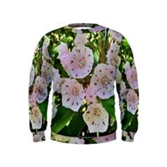 Amazing Garden Flowers 35 Boys  Sweatshirts