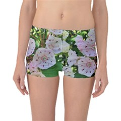 Amazing Garden Flowers 35 Boyleg Bikini Bottoms