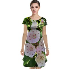 Amazing Garden Flowers 35 Cap Sleeve Nightdresses