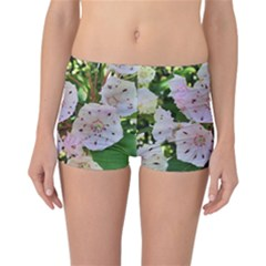 Amazing Garden Flowers 35 Reversible Boyleg Bikini Bottoms
