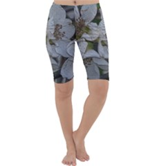 Amazing Garden Flowers 32 Cropped Leggings