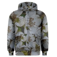 Amazing Garden Flowers 32 Men s Zipper Hoodies