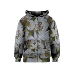 Amazing Garden Flowers 32 Kids Zipper Hoodies