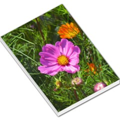 Amazing Garden Flowers 24 Large Memo Pads