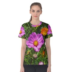 Amazing Garden Flowers 24 Women s Cotton Tees