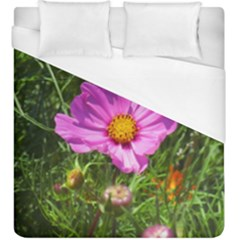 Amazing Garden Flowers 24 Duvet Cover Single Side (kingsize)