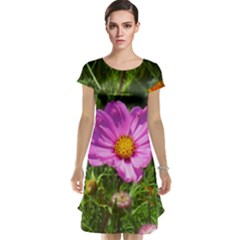 Amazing Garden Flowers 24 Cap Sleeve Nightdresses